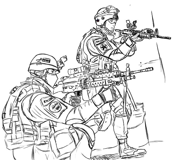 army coloring pages telematik institut