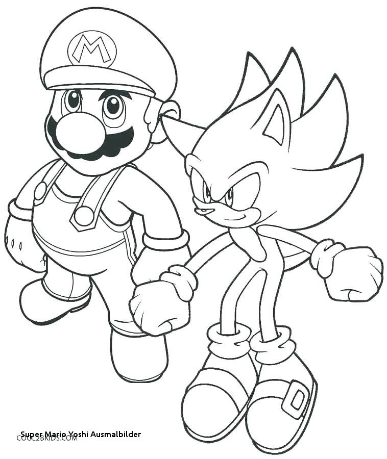 Super Mario Coloring Pages Gallery Whitesbelfast