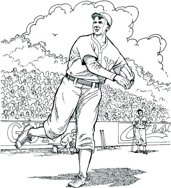 baseball diamond coloring pages print arpitbatra