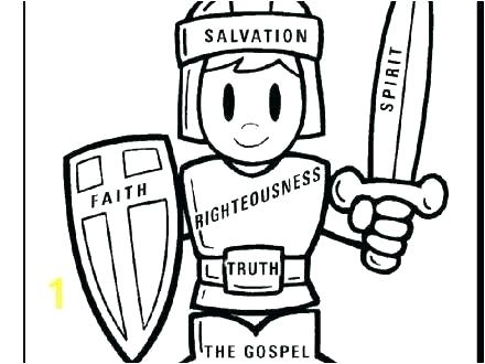 best armor of god printable coloring page salvador blog