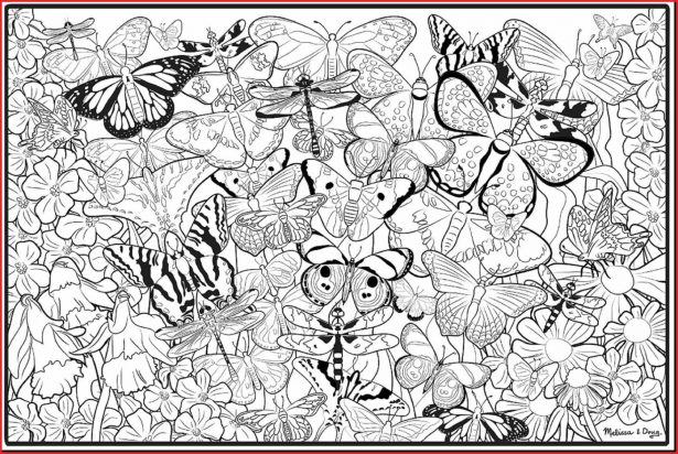 Coloring Pages For Adults Nature Pictures - Whitesbelfast