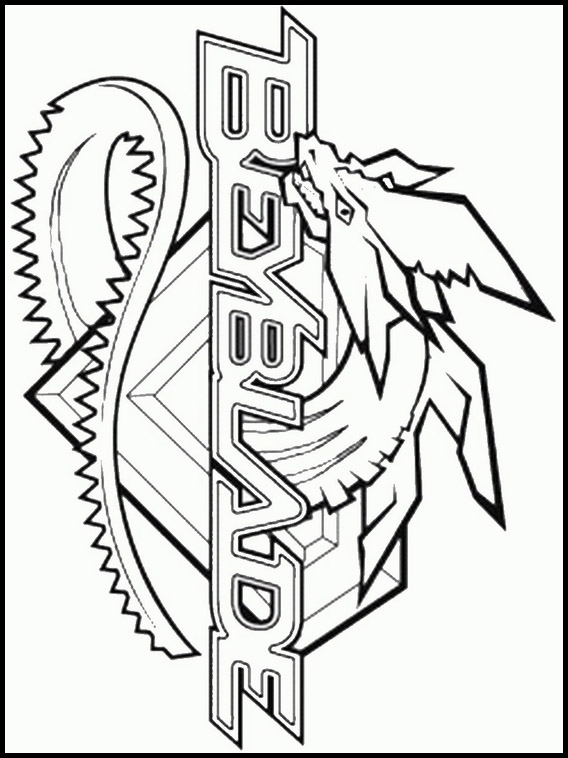beyblade burst drawing 8