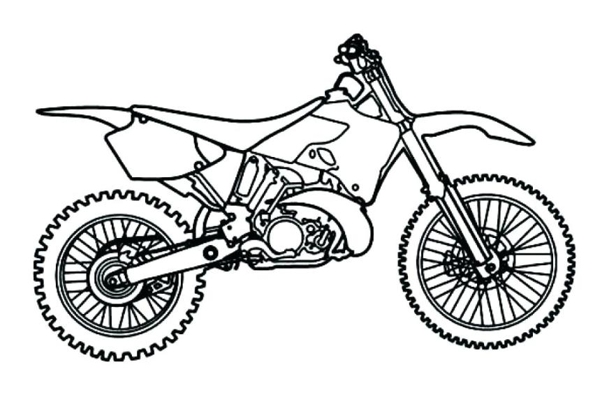 bicycle coloring pages autosteklapro