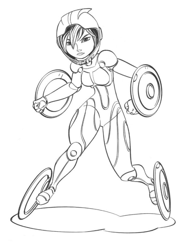 big hero 6 coloring pages free printable coloring pages