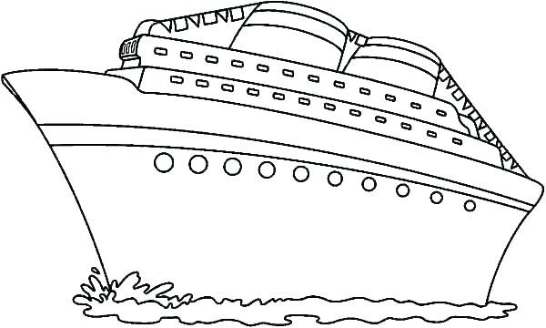 boat coloring sheet hottestnews