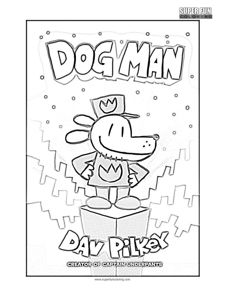 book cover coloring page dogman pokemon coloring pages