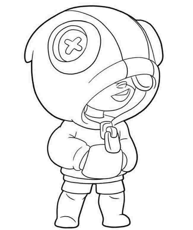 brawl stars coloring pages leon brawl stars svg leon