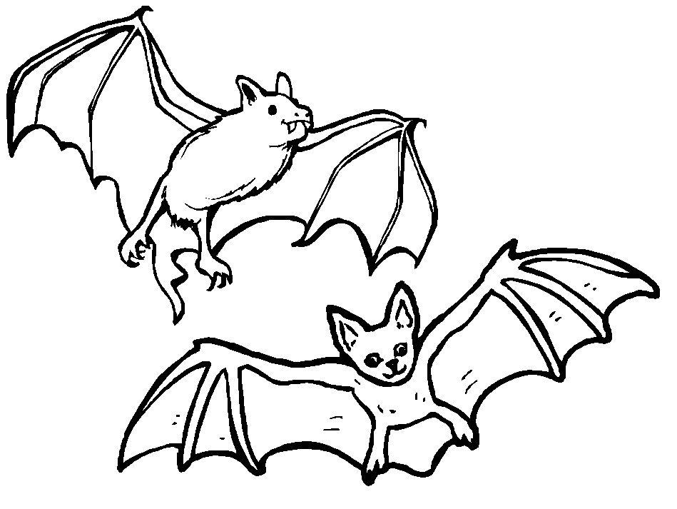 brown bat coloring page ausmalbilder malen ausmalbilder