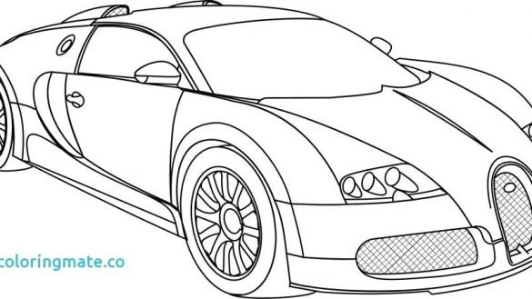 Printable Bugatti Coloring Pages For Kids | 329x585