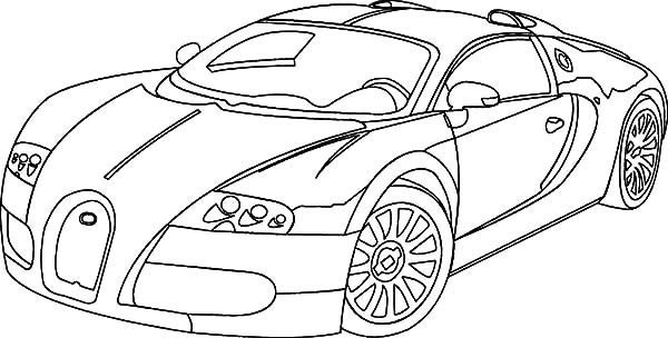 bugatti veyron coloring pages printable bugatti coloring