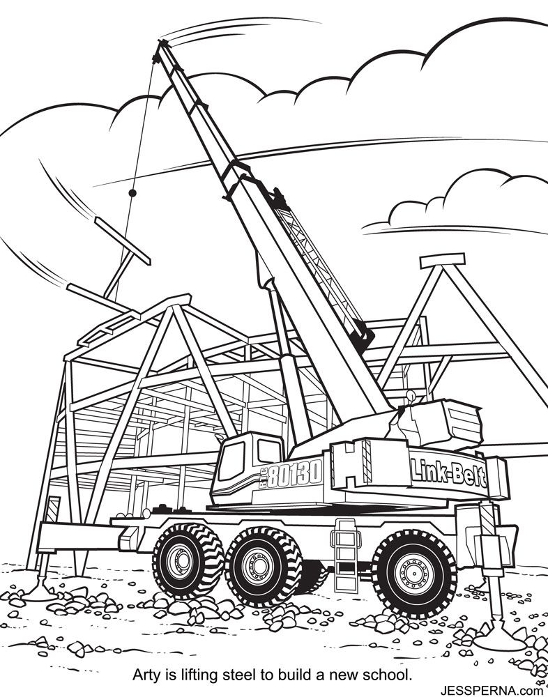 car truck drag racer spaceship caricatures cartoon