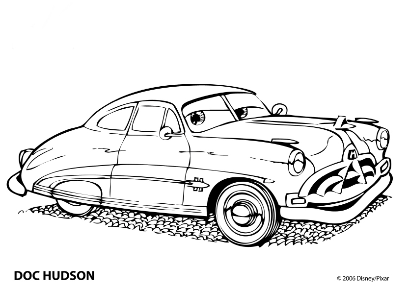 cars coloring page disney coloring page picgifs