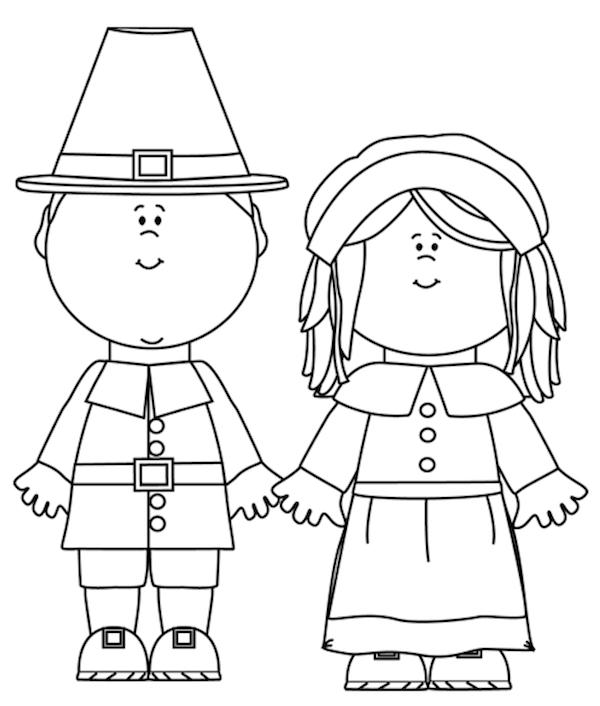 cartoon pilgrim coloring pages kaigobank