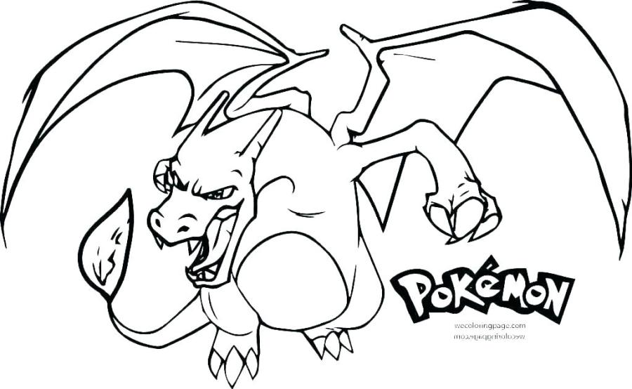 charizard coloring page siirthaber