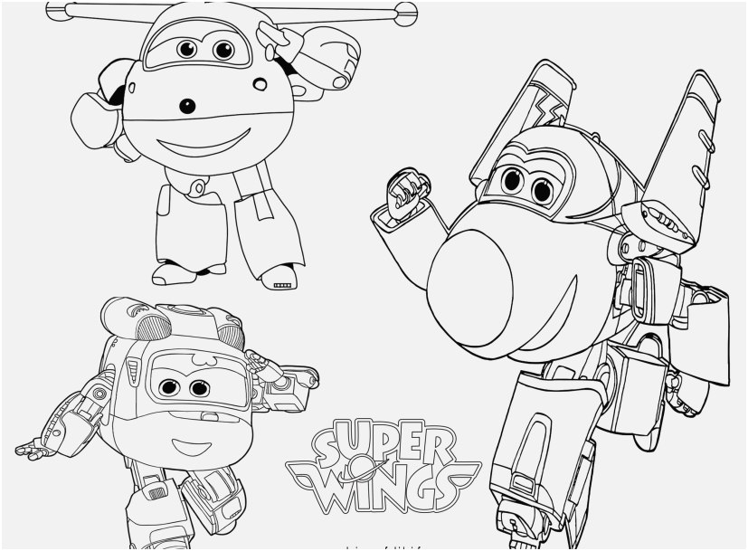 chase coloring page image super wings coloring pages for