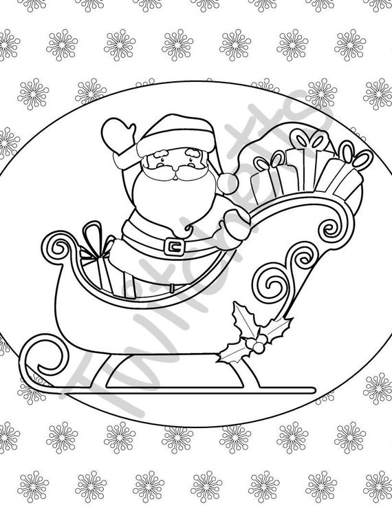 christmas coloring pages for kids holiday coloring book christmas party activity