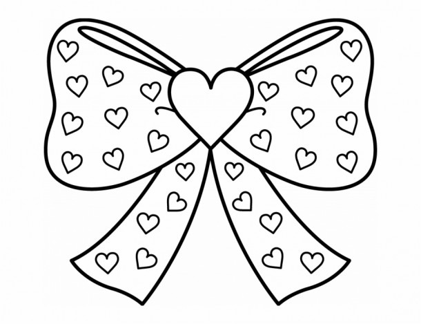 clipart coloring pages