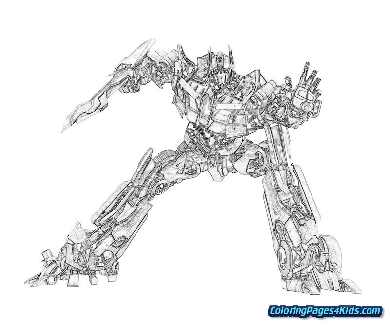 coloring angry birds transformers