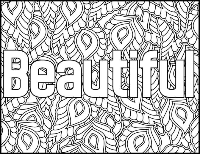 coloring book 32 fabulous printable inspirational coloring