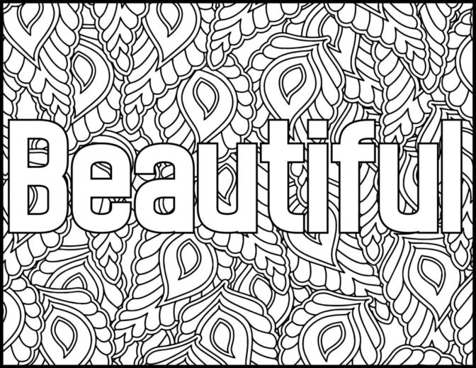 coloring book 32 fabulous printable inspirational coloring