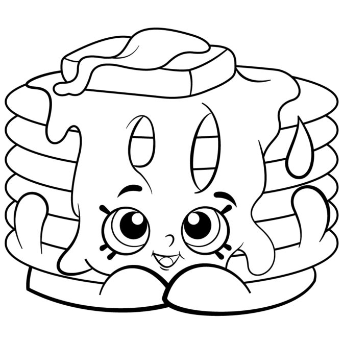 coloring book free shopkins coloring pages printable print