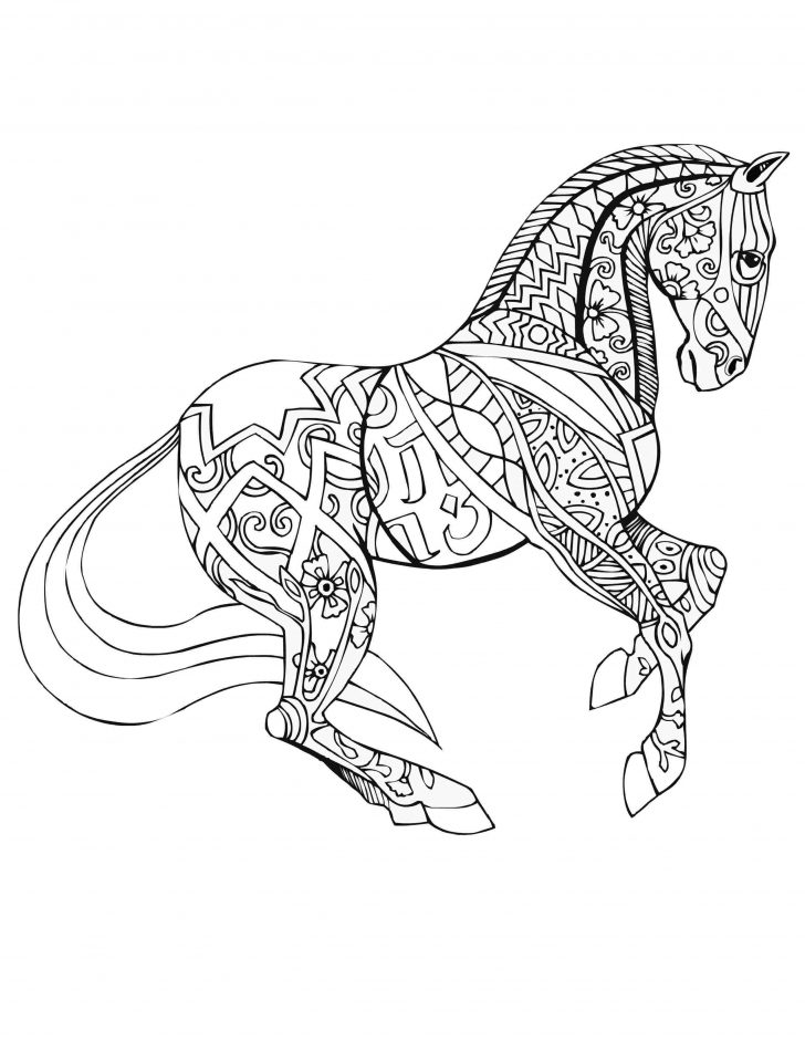 coloring books printable horse coloring pages easy sheets