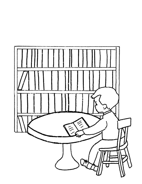 coloring page tuesday library mouse cool library coloring