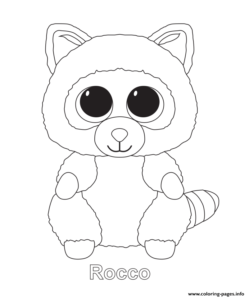 coloring pages beanie boo that you can printable charlotte