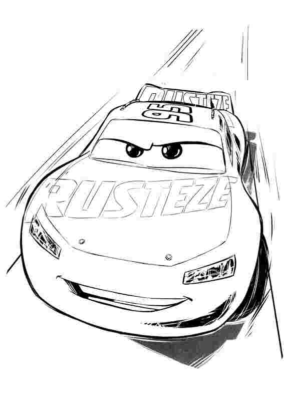 coloring pages cars 3 cars 3 coloring pages to download and