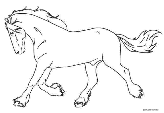 coloring pages cool horses free printable horse coloring