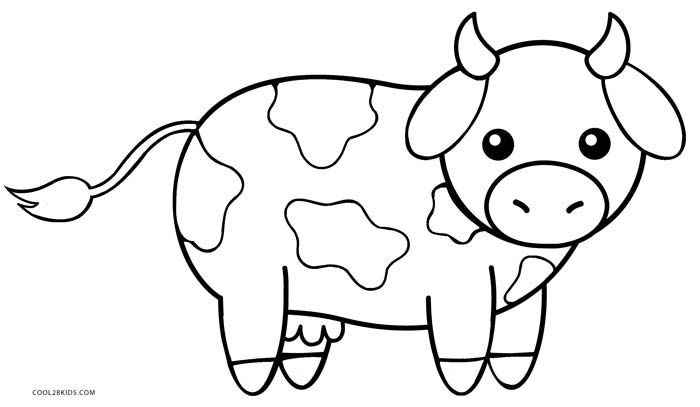 coloring pages cows yahoo search results yahoo image