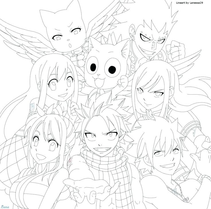 coloring pages fairy tail at getdrawings free for