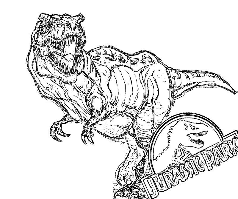 coloring pages for jurassic park movies tons of free