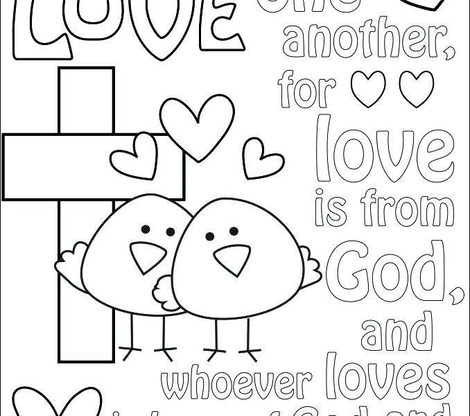 coloring pages for lent