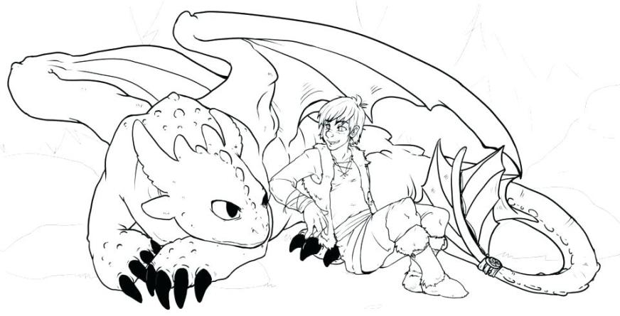 coloring pages how to train your dragon at getdrawings