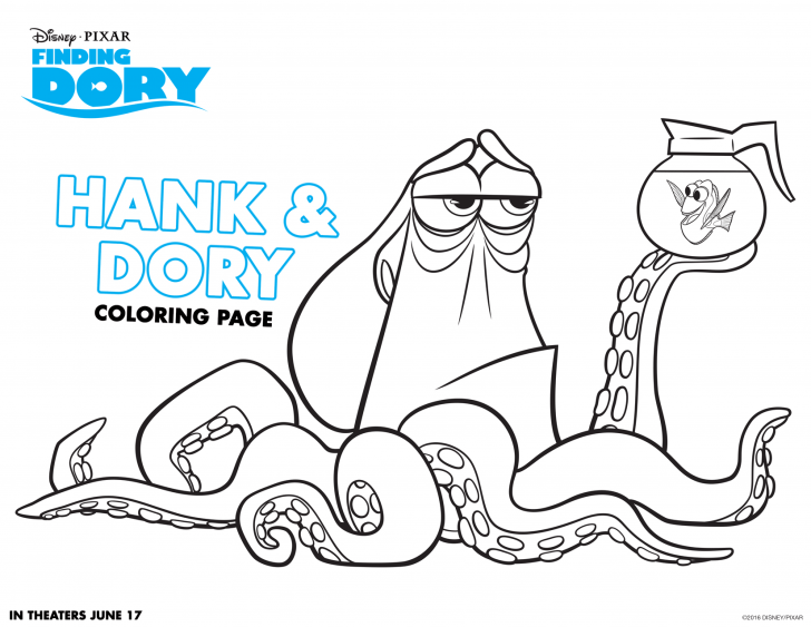 coloring pages ideas 93 finding dory coloring pages image