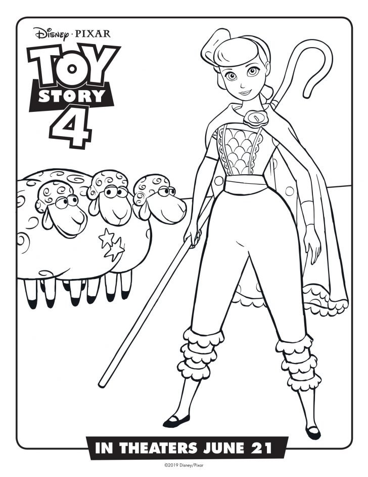 coloring pages ideas amazing toy story 4 coloring pages