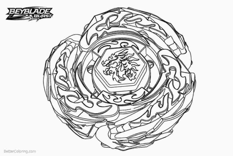 coloring pages ideas beyblade burst coloring pages ideas