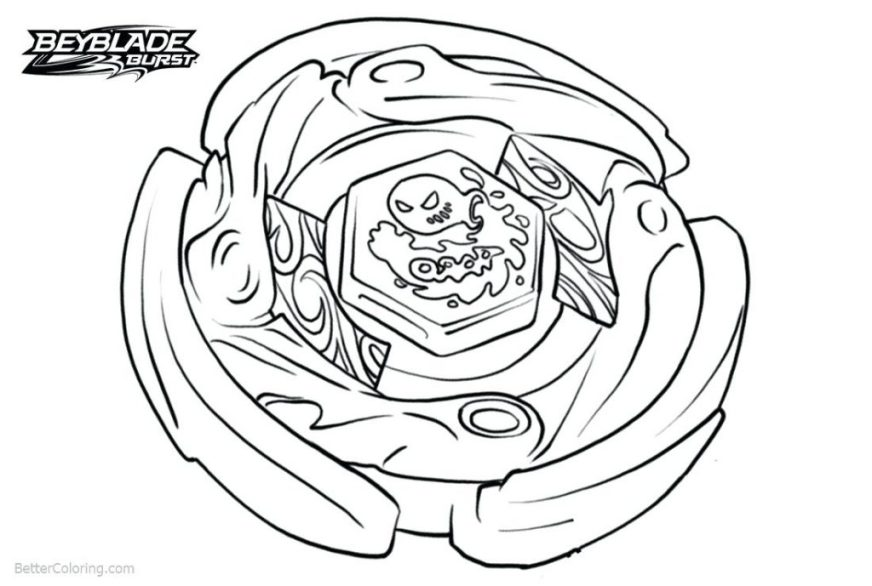 coloring pages ideas beyblade ginga coloring pages mrpage