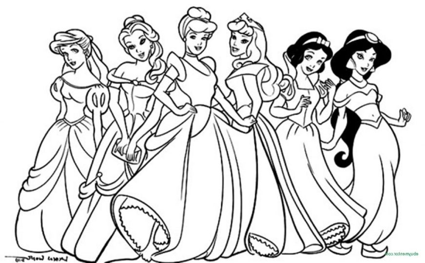 coloring pages ideas fabulous princess coloring sheets