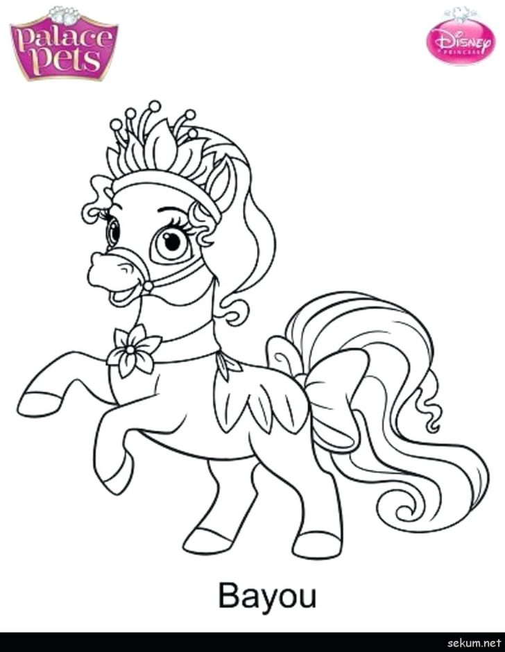 coloring pages ideas phenomenal palace pets coloring pages