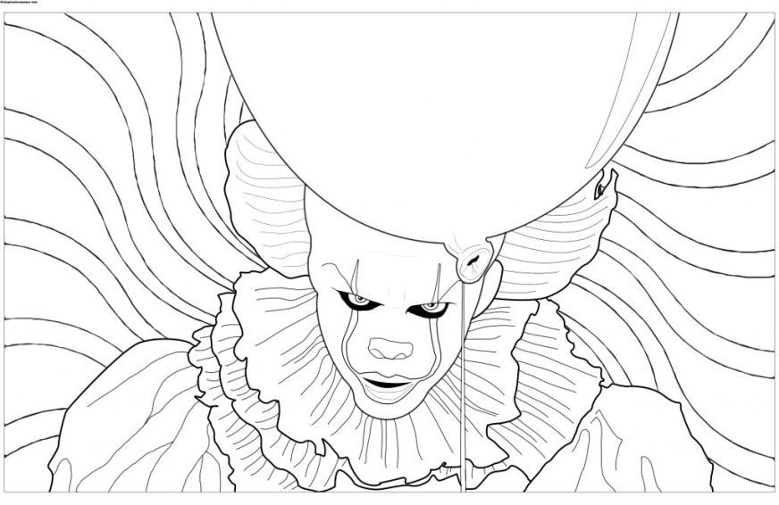 coloring pages ideas scaryween coloring pages printable