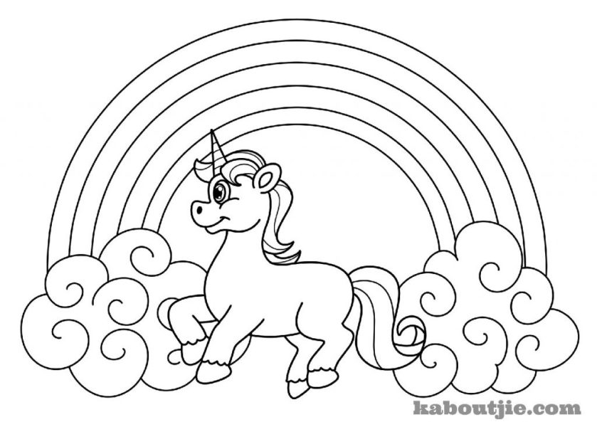 coloring pages ideas unicorn coloring pages for kids book