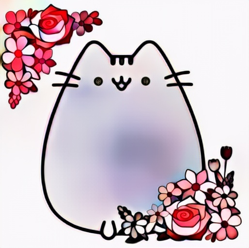 coloring pages kawaii lovely cute coloring pages pusheen