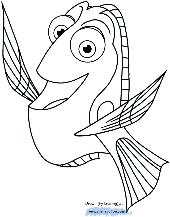 coloring pages nemo siirthaber