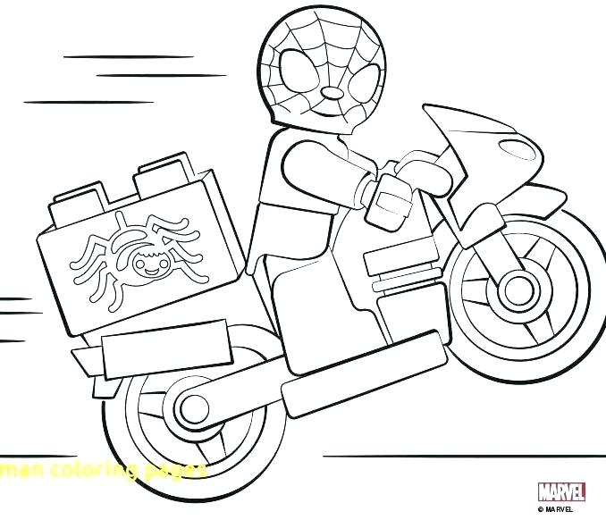 coloring pages of lego spiderman hottestnews