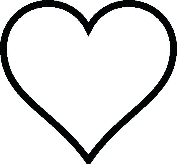 coloring pages printable hearts