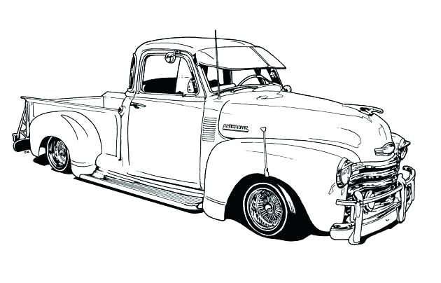coloring pages trucks siirthaber