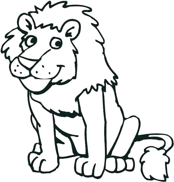 coloring pages zoo animals siirthaber