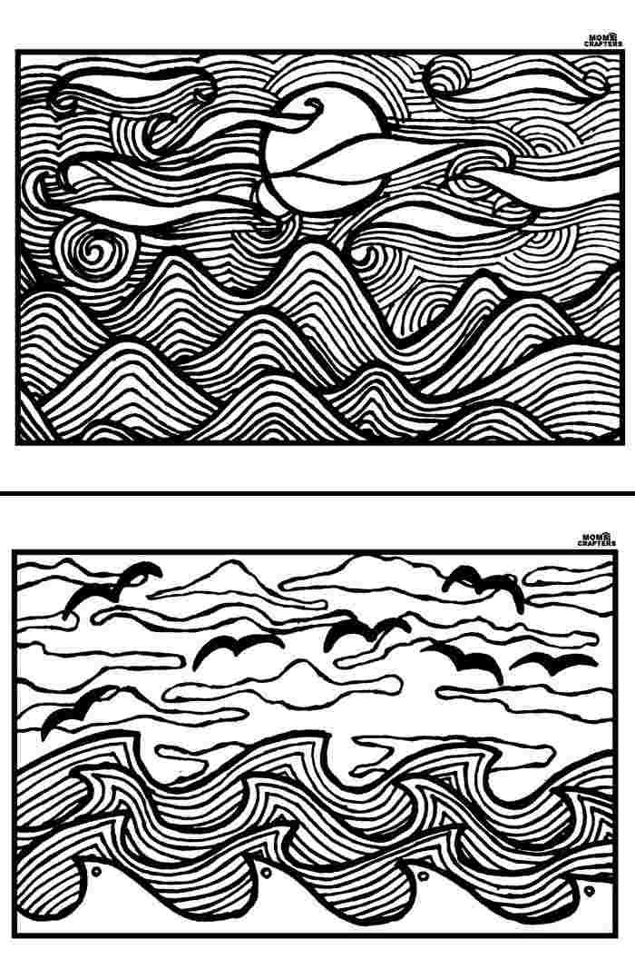 coloring sheets adults printable free mandala coloring pages